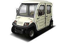 Пассажирский кар 4-х местный закрытого типа EG204AKR, L7e