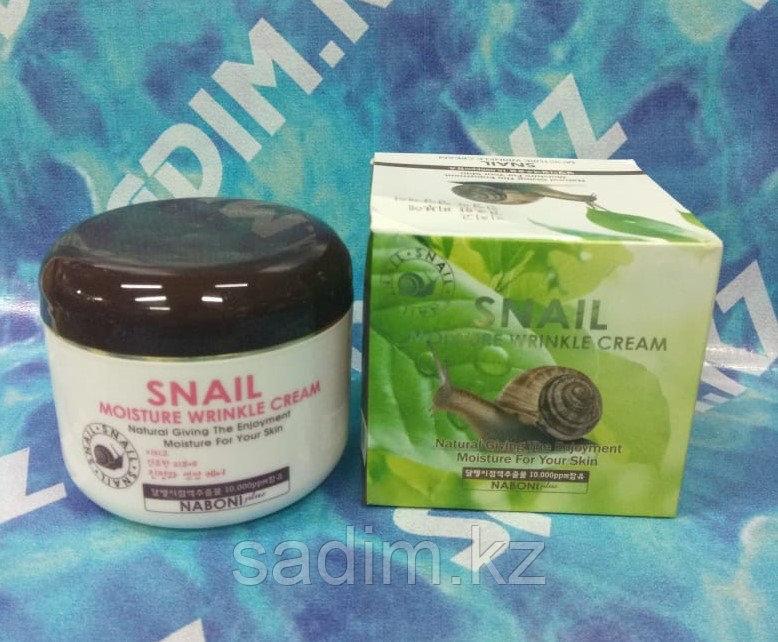 Naboni snail moisture wrinkle cream - Увлажняющий крем от морщин на основе улитки