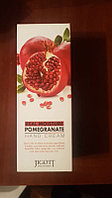 Jigott Real Moisture PomeGranate Hand Cream - Крем для рук с экстрактом граната
