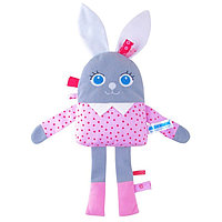 """Развивающая игрушка """"Мой Зайчик"""" с погремушкой, фото 1"""