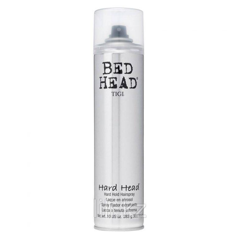 Лак для супер сильной фиксации -  Tigi Bed head Hard Head 385 мл.