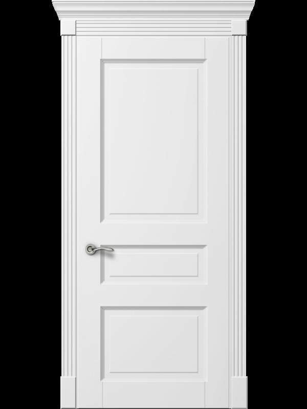 Дверь Лондон белая ДО