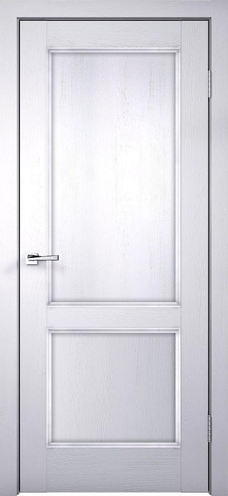 Дверь CLASSICO 2Р белая