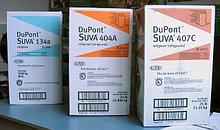 Фреон Dupont, KHP