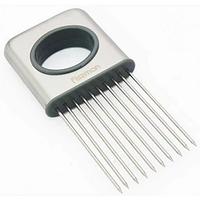 8683 FISSMAN Держатель для нарезки лука 13x7 см (нерж. сталь)