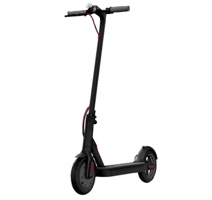 Самокат Electric Scooter M-365 с амортизаторам