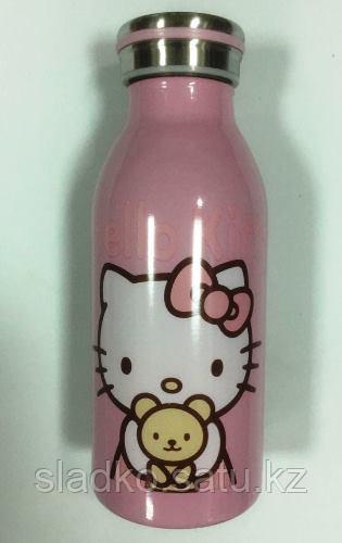 Термобутылка детский термос 360 мл в ассортименте - фото 2