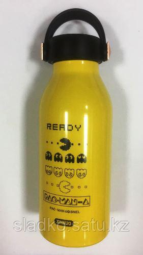 Термобутылка детский термос 360 мл в ассортименте - фото 3