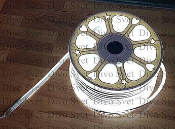 Флекс неон SMD 8*16мм, Белый холодный (3 ВАРИАНТА).  Led Flex neon, гибкая неоновая лента белая.
