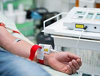 Внутривенная лазерная очистка крови на аппарате Матрикс ВЛОК+УФОК