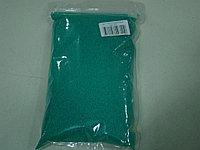 """Цветной песок. Песок в пакете """"Бирюзовый"""" №7 арт. 407 ((1000гр.), фото 1"""