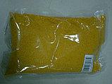 """Цветной песок. Песок в пакете """"Желтый"""" (№5) арт.405 (1000гр.), фото 2"""