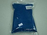 """Цветной песок. Песок в пакете """"Синий"""" (№10) арт.410 (1000гр.)"""