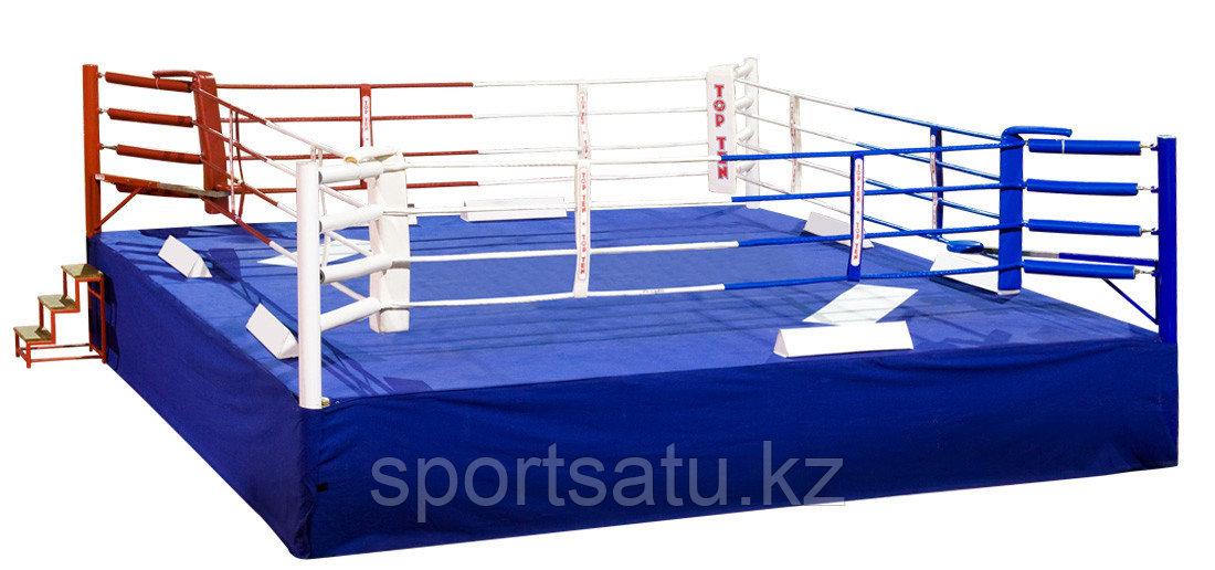 Боксерский ринг  6*6 м на растяжках