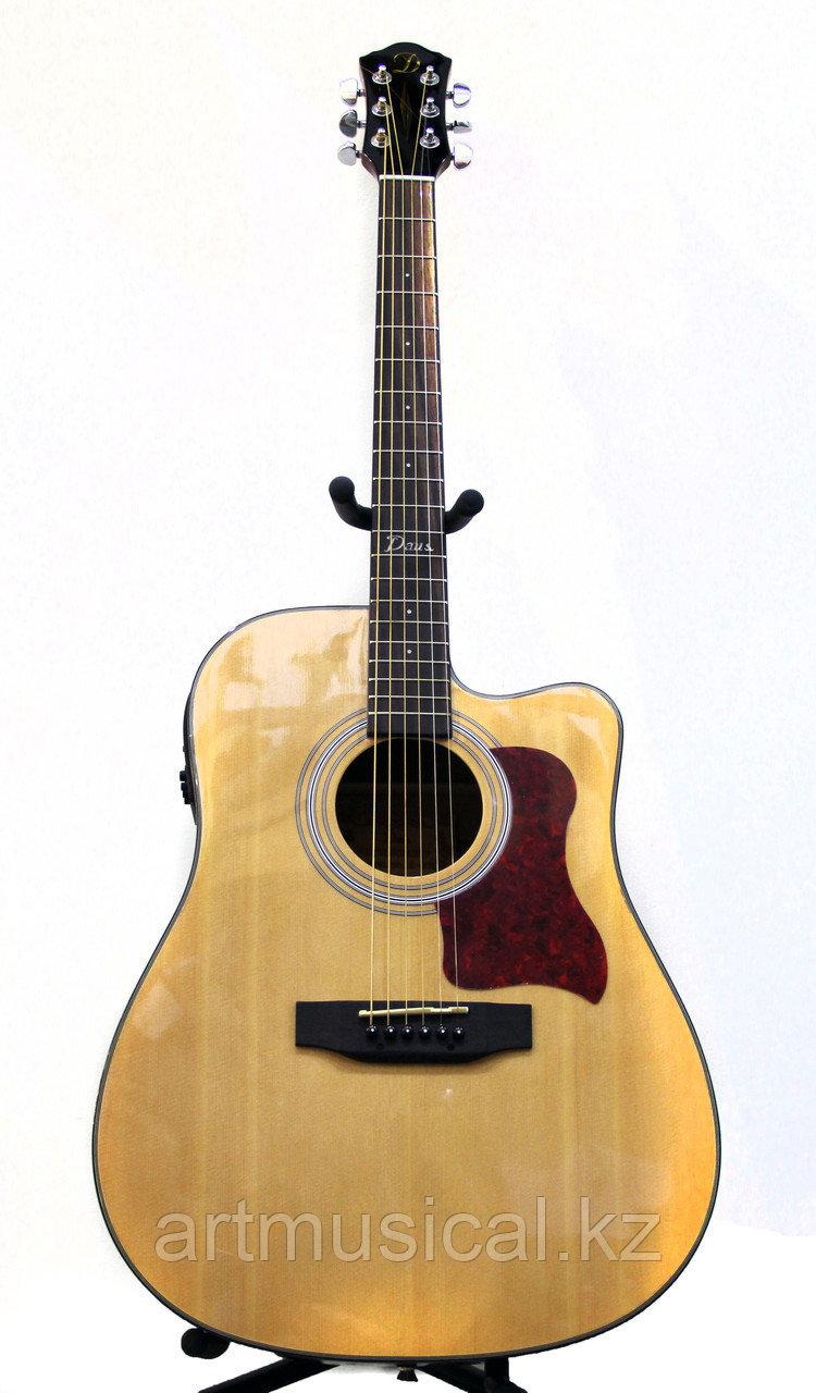 Гитара DAUS полуакустика