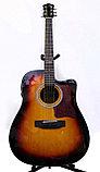 Гитара DAUS полуакустика , фото 4