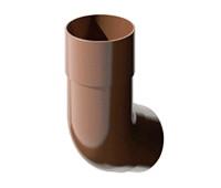 Колено трубы  D= 82мм