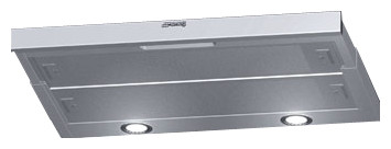 Встраиваемая вытяжка Smeg KSET 610 X
