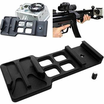 Крепление на оружие (Боковое) для GoPro