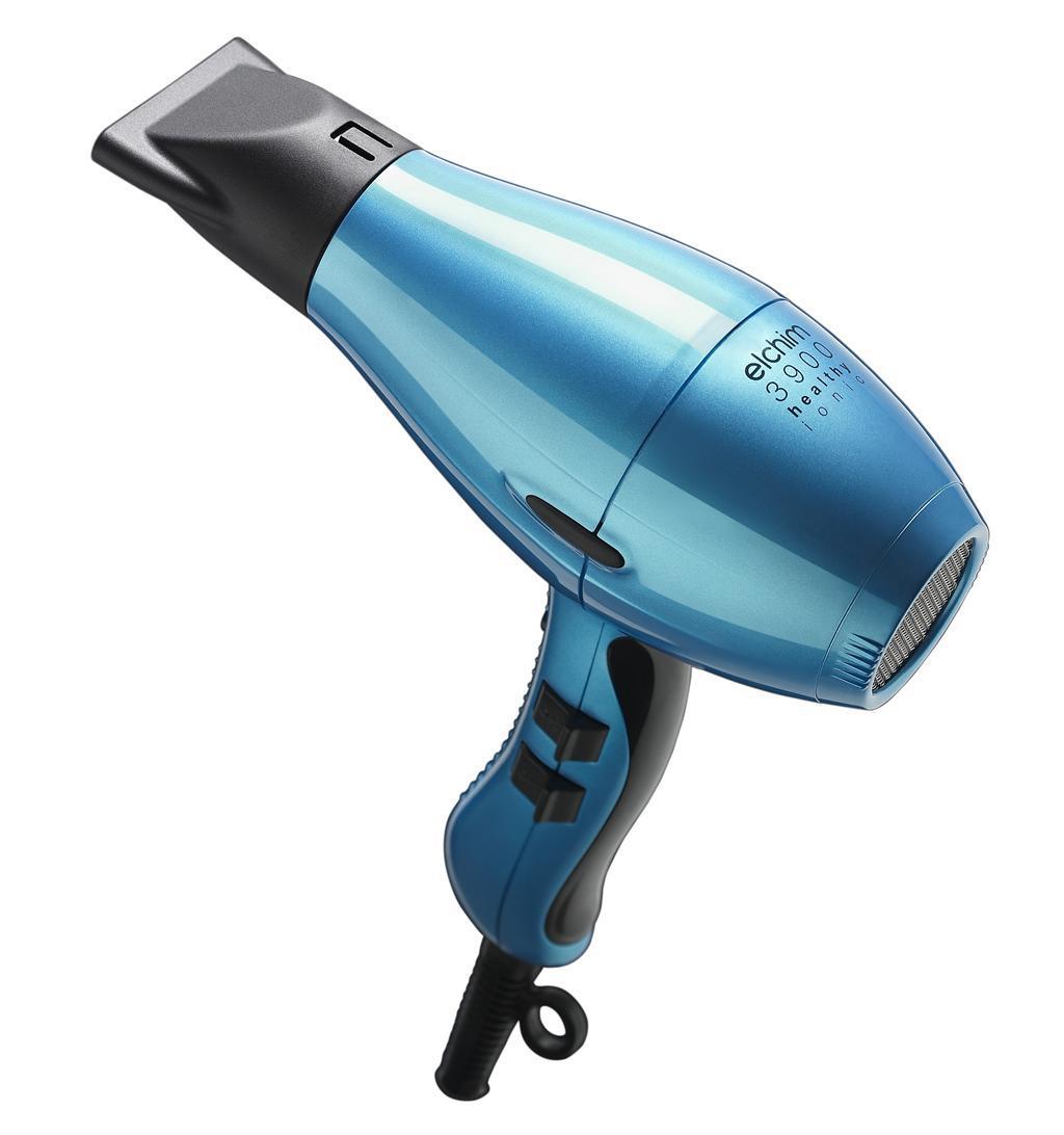 Elchim 3900 Healthy Ionic Aqua Blue голубой