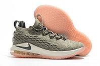 Баскетбольные кроссовки Nike Lebron 15 Low (низкие)
