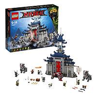Игрушка Ниндзяго Храм Последнего великого оружия