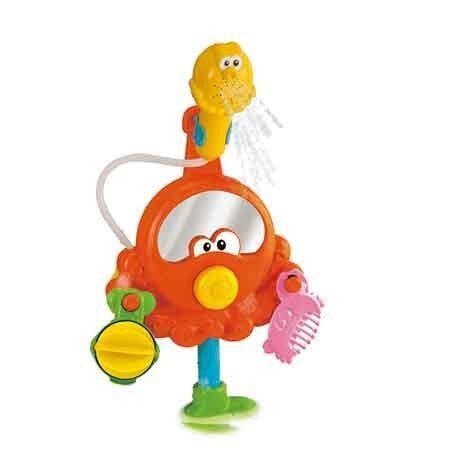 """B-Kids Развивающая игрушка для купания """"Душ для ванны: Океанические приятели"""""""