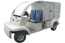 Фудкар белого цвета грузоподъемностью 400 кг EG6063KXC