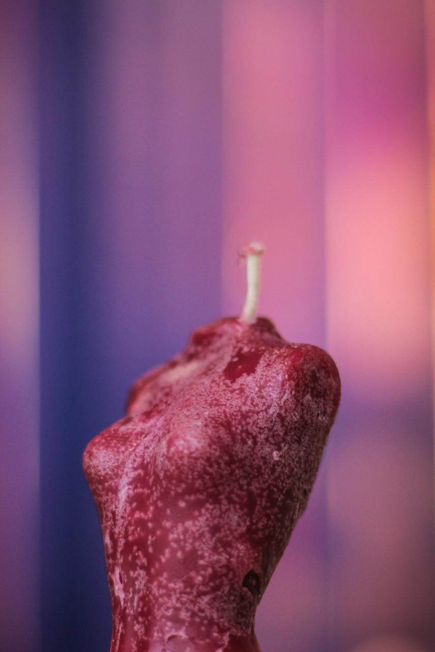 """Магическая свеча """"Роковая женщина"""""""