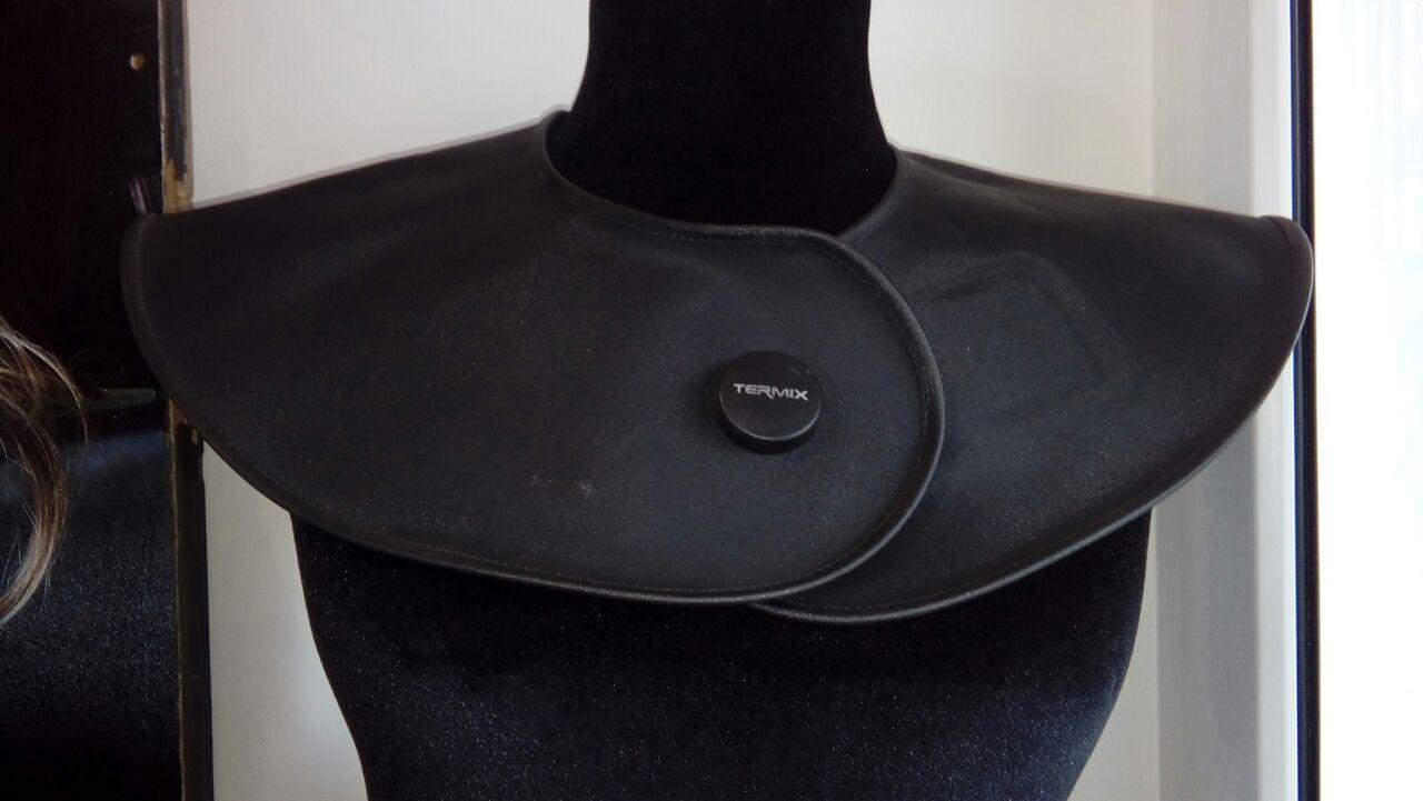 Мелькул TERMIX черный прорезиненный с магнитом
