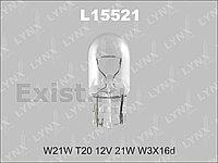 Галогенная лампа LYNXAUTO W21W
