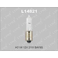 Галогенная лампа LYNXAUTO H21W