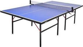 Большой теннисный стол GF-1257 (синий) +сетка