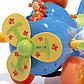 Чудомобиль Kiddieland Самолет Тигры сине-оранжевый , фото 3