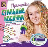 CREATIVE Стильные Косички