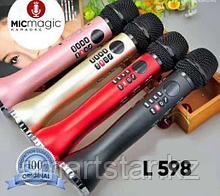 Караоке Микрофон MicMagic L-598