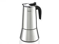 9413 FISSMAN Гейзерная кофеварка на 12 порций / 825 мл (нерж. сталь)