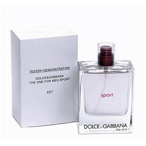 "Dolce&Gabbana ""The One Sport"" 100 ml тестер"