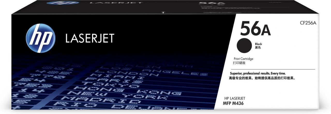 HP Картридж CF256A черный