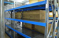 Стеллаж полочный средне-грузовой серии ССГ (для складов)