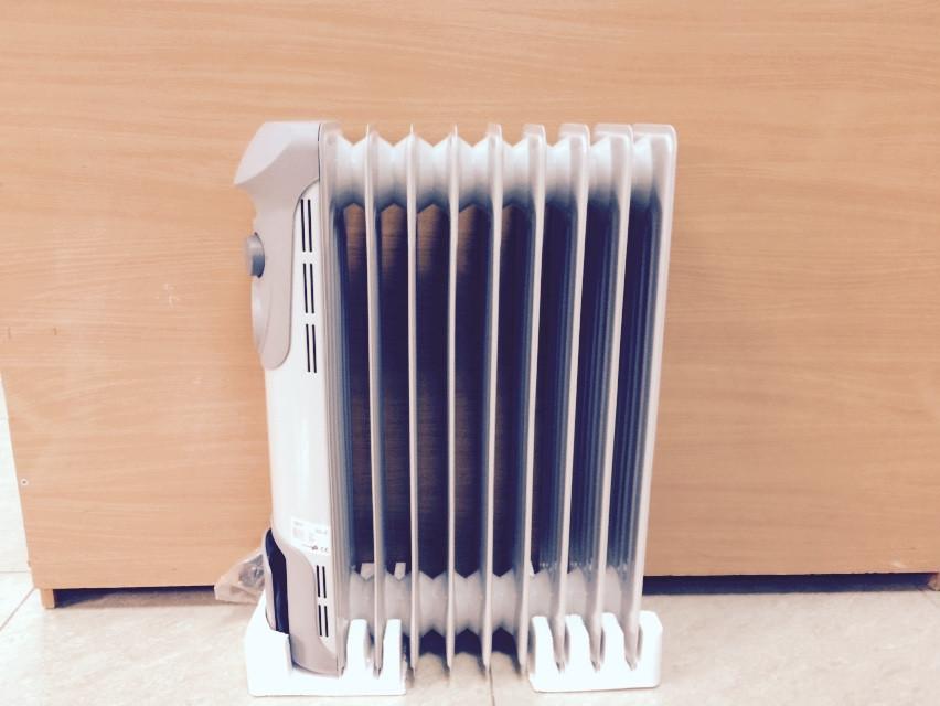 Масляный радиатор 2.0КВТ 9 секций SESS