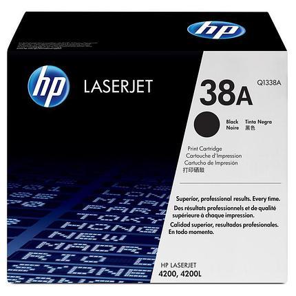 HP Картридж Q1338A черный, фото 2