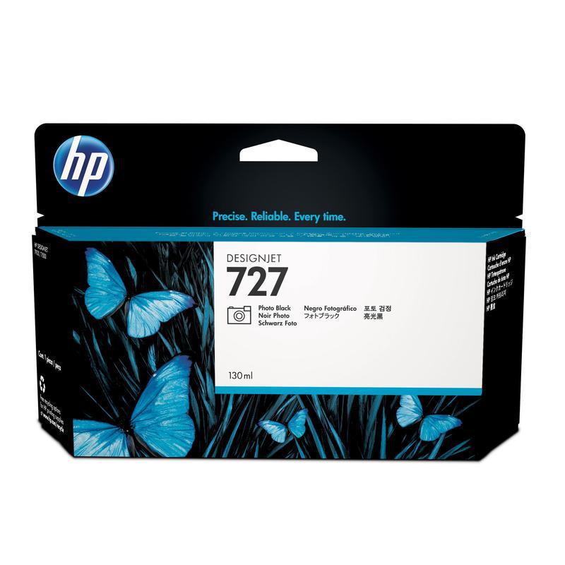 HP Картридж B3P23A №727 фото черный