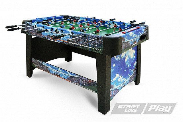 Мини-футбол World game (1200 x 610 x 810 мм)