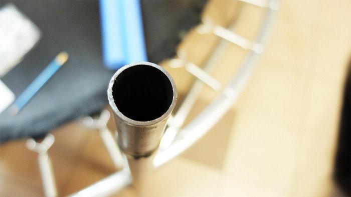 Батут 12 футов 366см с защитной сеткой и лестницей 4 ноги - фото 4