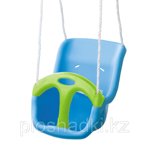 Детские пластиковые качели подвесные Marian  Plast 372