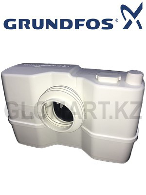 Канализационный насос GRUNDFOS SOLOLIFT2 WC-3 (Грюндфос)