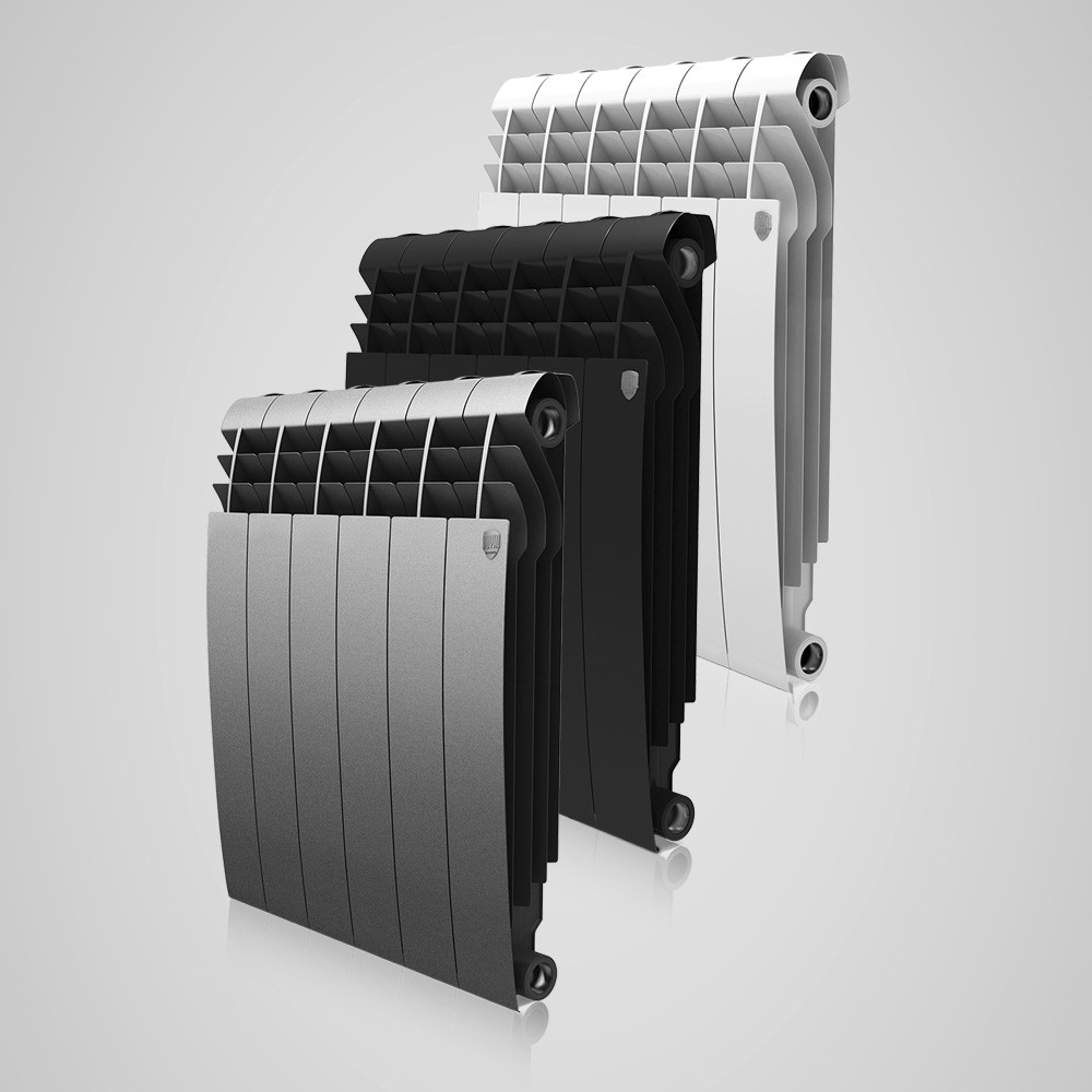 Биметаллический радиатор Royal Thermo  80/500 Италия