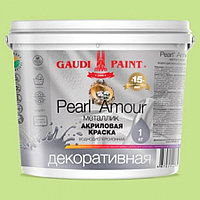 Акриловая краска Гауди Pearl Amour декоративная