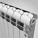 Биметаллический радиатор Royal Thermo 80/500 Россия, фото 2